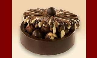 שוקולדים מרוסיה בעיצוב מיוחד