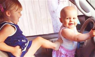 סרטון על ילדים שלא אוהבים את אחיהם התינוקות