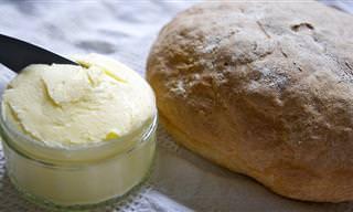 12 יתרונות בריאותיים מפתיעים של חמאה