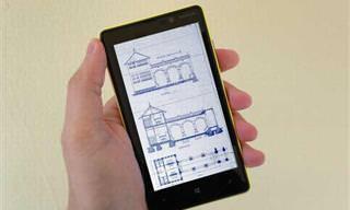 8 אפליקציות חכמות וחינמיות לשיפוץ הבית