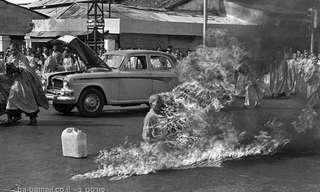 תמונות עוצמתיות ממלחמת ויטנאם