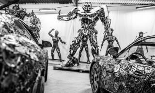 """סדרת תמונות נפלאה מ""""מוזיאון הגרוטאות"""" בפולין"""