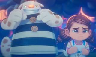 5 סרטוני אנימציה מקסימים להורים וילדים