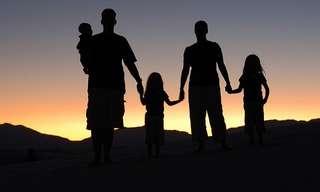 לרגל יום המשפחה - ברכה לאנשים היקרים לי ביותר