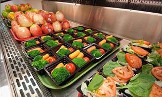 12 שינויי מזון קטנים לחיים בריאים יותר