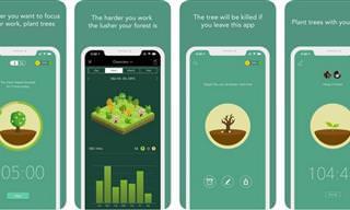 4 אפליקציות נהדרות שיעזרו לכם להימנע משימוש בטלפון החכם