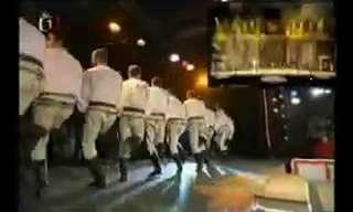 כך נולד הריקוד האירי!