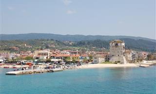 10 אתרים מומלצים במיוחד בצפון יוון