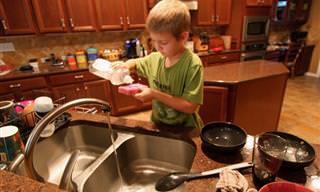 14 טיפים שימושיים שיעזרו לכם לנקות את הבית בקלי קלות!