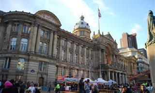 12 אטרקציות מומלצות בעיר ברמינגהאם, בריטניה