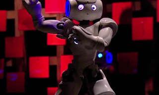 ריקוד הרובוטים - טכנולוגיה או אמנות?