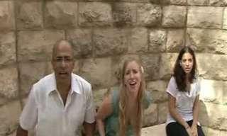 גדול!! סטודנטים באוני' העברית בהפקה מדהימה!