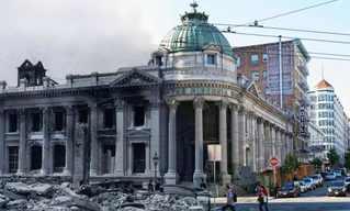 רעידת האדמה בסן פרנסיסקו - אז והיום!