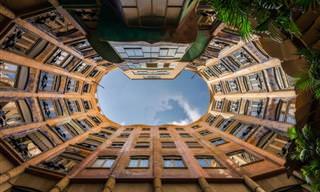 18 תמונות מדהימות של הארכיטקטורה באירופה