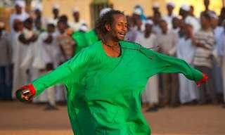 תרבותה של סודן מתגלה