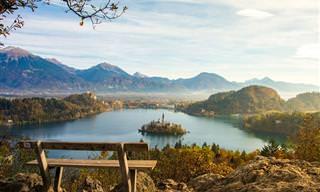 17 תמונות נוף ציוריות שמציגות את היופי של סלובניה