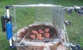בשר על האש - הדרך הקצרה ביותר מהסופרמרקט לקיבה!