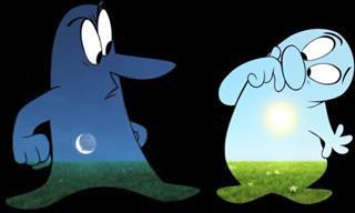 יום ולילה - סרטון אנימציה קצר מקסים ומומלץ