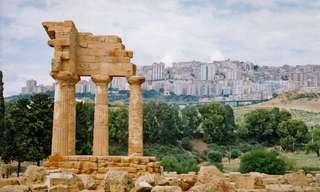 הנופים המדהימים של סיציליה