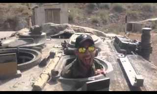 """צה""""ל הוא הצבא הכי שמח בעולם!!!"""