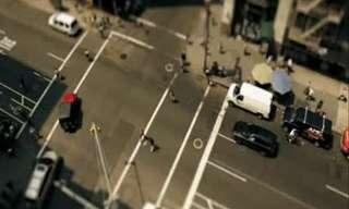 יום שלם ברחובות ניו-יורק