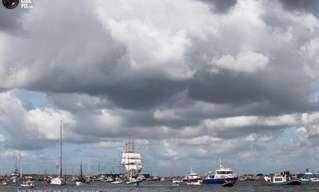 מירוץ סירות המפרש - אמסטרדם 2010