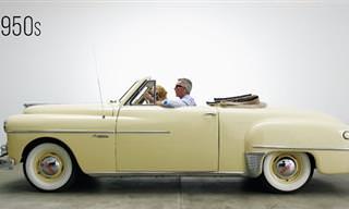 חגרו חגורות וצאו למסע מרתק בזמן אל היסטוריית כלי הרכב שלנו
