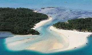 4 איים קטנטנים המקיפים את מדגסקר - יפהפה!