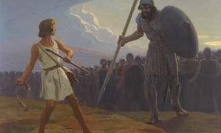 האמת מאחורי סיפור דוד וגוליית נחשפת!