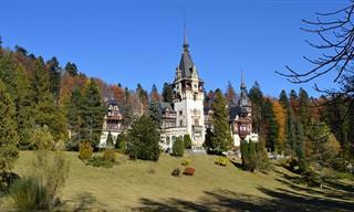 טיול אינטראקטיבי דרך 16 יעדים מומלצים ברומניה המדהימה