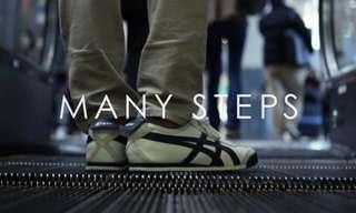 צעדים מכל העולם
