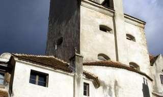 כך נראית הטירה האגדית של דרקולה
