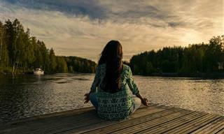 מדריכים לביצוע מדיטציית בוקר – כך מתחילים יום מושלם