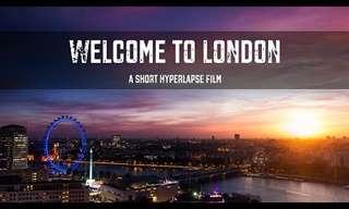 סיור HD באיכות מדהימה בעיר לונדון