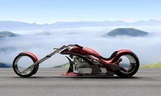 אופנועים יוצאי דופן ומדהימים