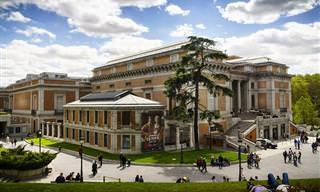 10 המוזיאונים המובילים והמומלצים במדריד