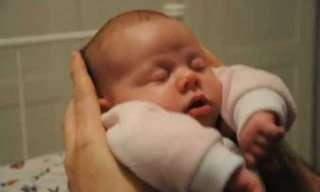 השיטה הטובה ביותר להרדים תינוק