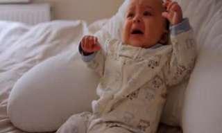 להרגיע תינוק - טיפ של אימהות!