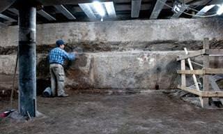 תגלית מדהימה של תיאטרון עתיק מתחת לכותל בירושלים