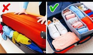 טיפים נהדרים לאריזה לקראת מעבר דירה, טיול או בכלל!