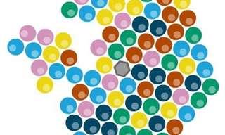 בועות מסתובבות - משחק ממכר