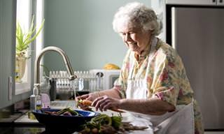 14 טיפים מנצחים לבישול, אפייה ועבודת מטבח
