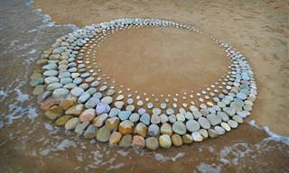 18 סידורי אבנים מדהימים של האמן ג'ון פורמן