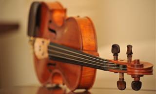 16 יצירות הכינור הגדולות בכל הזמנים