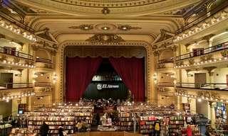 חנויות הספרים היפות בעולם