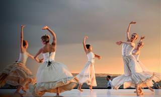 הכירו 15 סגנונות ריקוד מיוחדים ויפהפיים!