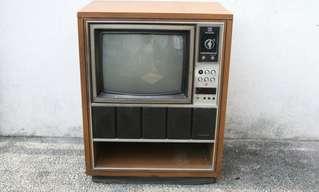 הופכים טלוויזיה ישנה לאקווריום - רעיון מקורי