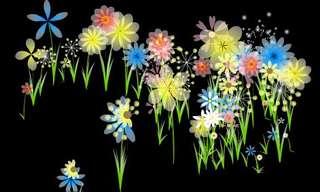 תהנו מהפרחים כל עוד אתם יכולים!