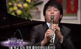 ילד קוריאני מנגן יצירת אומנות כמו אמן אמיתי!