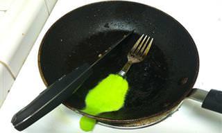 17 אסונות בישול של אנשים שאסור להם להיכנס למטבח